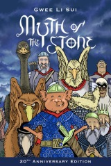 Book Review: Myth of the Stone – the 20th Anniversary Edition